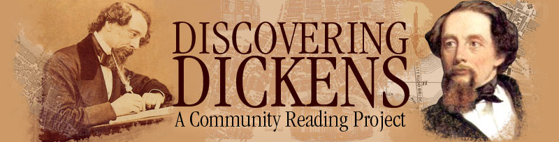 Discovering Dickens - A Community Reading Project